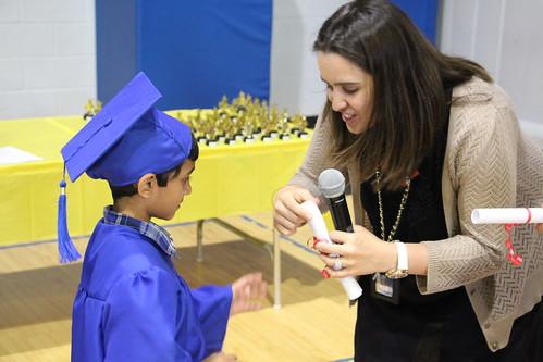 Kindergarten Graduation 2017