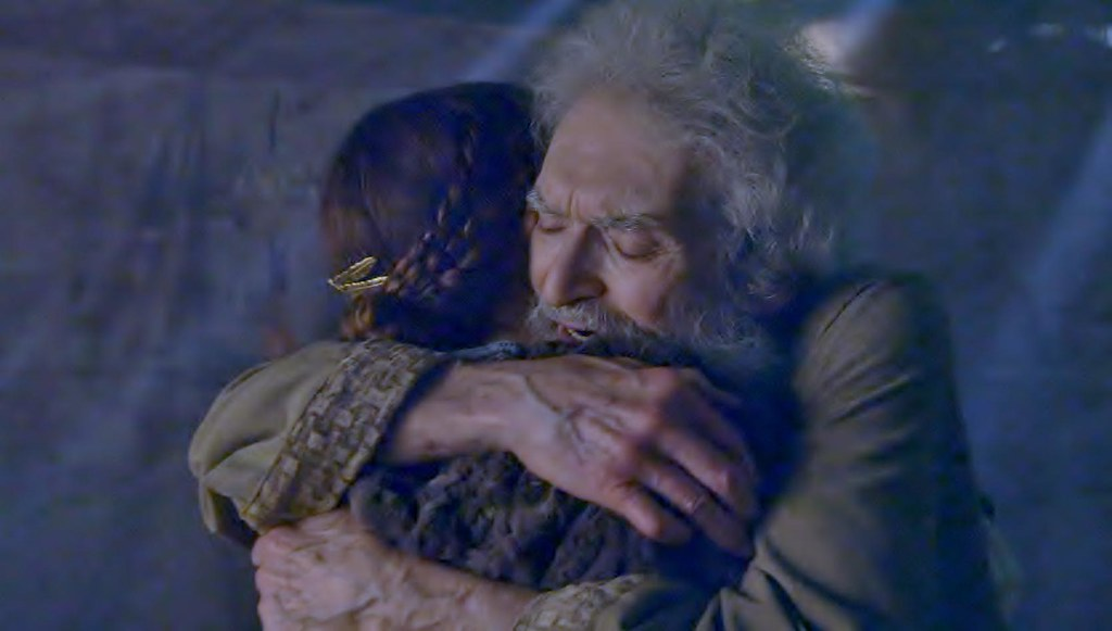 Cordelia directs her soldiers King Lear film Alexander Barnett