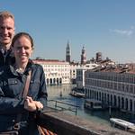 Hotel Roof - Venice