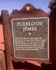 024 Jemez Pueblo Sign