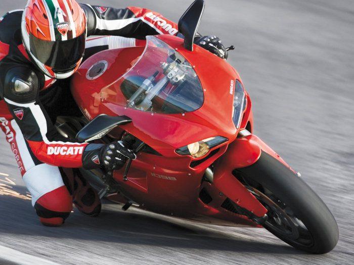 Ducati 1098 2007 - 21