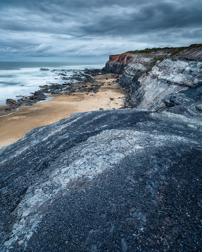 Wet evening at Red Cliff