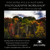 Hocking Hills Autumn Photography Workshop