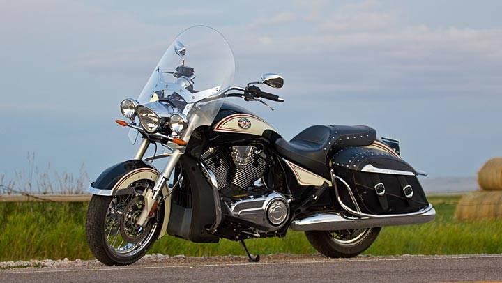 Victory 1700 CROSS ROADS CLASSIC L.E. 2012 - 4