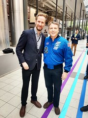 Me and AstroTerry Virts