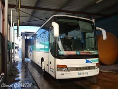 SETRA S 315 GT-HD - 048013 - Autobus d'Arcachon - Photo of Salaunes