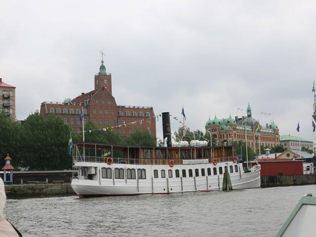 croaziera paddan obiective turistice in Goteborg 2