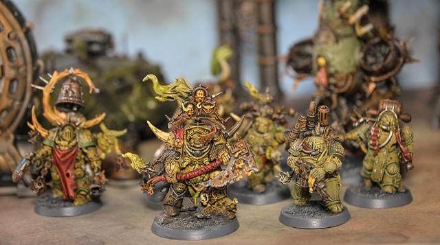 Nurgle Death Guard