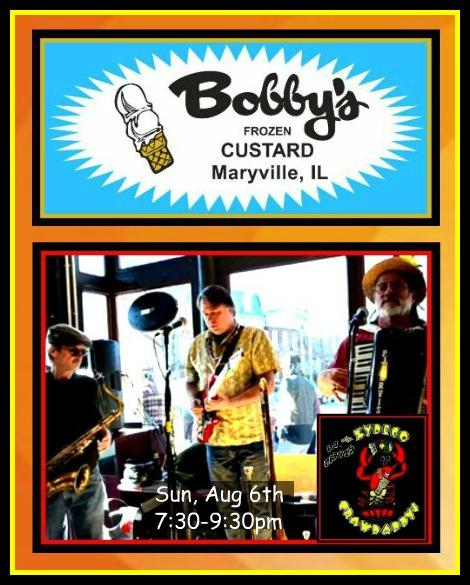 Bobby's Frozen Custard 8-6-17