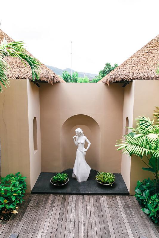 Vana Belle Resort, Ko Samui, Thailand, SPG, the luxury collection, Starwood, Vana Spa, the best spa in Ko Samui