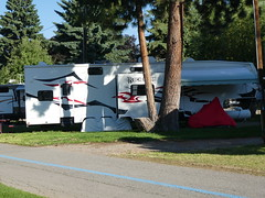 Scenes Around RV Park Missoula Montana (16)