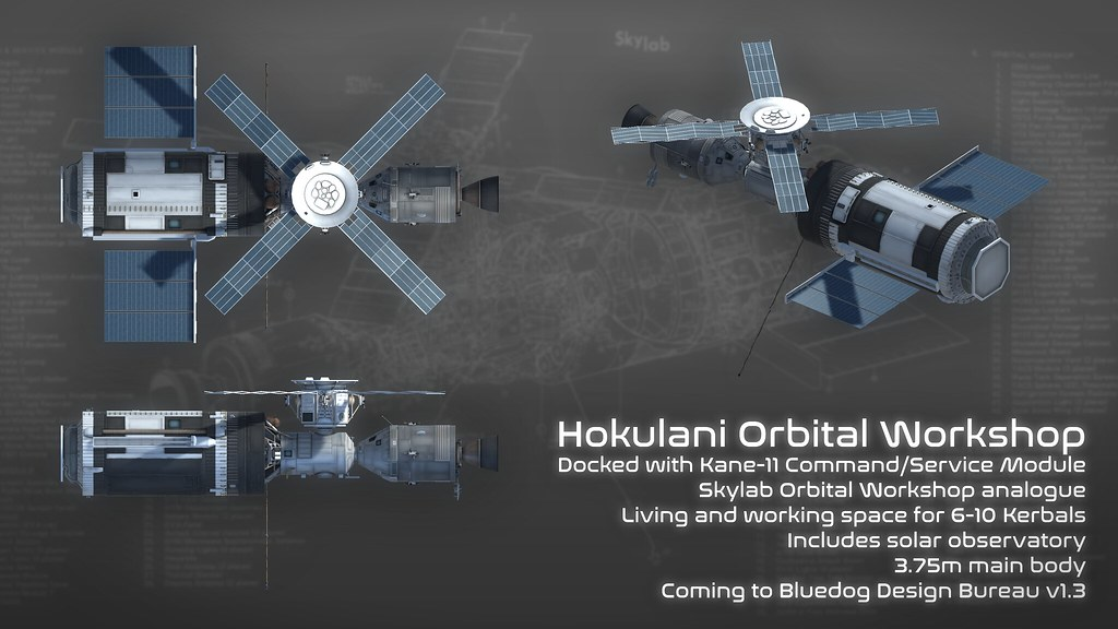 Hokulani Orbital Workshop
