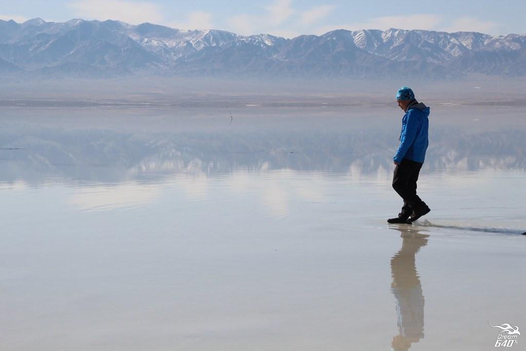 青海-茶卡鹽湖-中國版天空之鏡