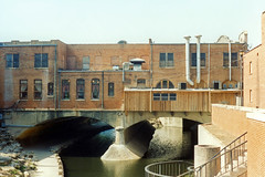 Exchange Avenue Bridge, Fort Worth Stockyards