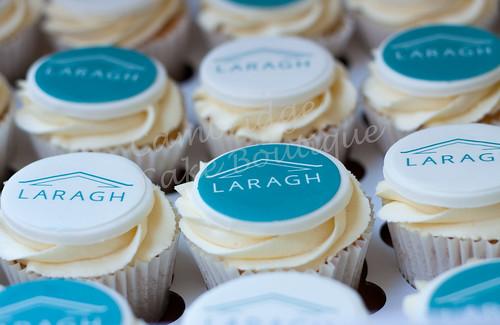 Laragh cupcakes