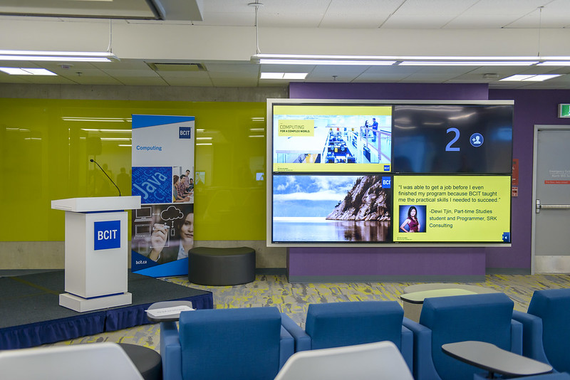 Tech Hub at Downtown Campus launches BCIT News