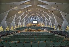 National Academy of Sciences auditorium, Washington DC