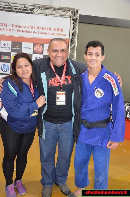 31º Torneio de judô São João APAJA Atibaia 02.07.2017 - Competição