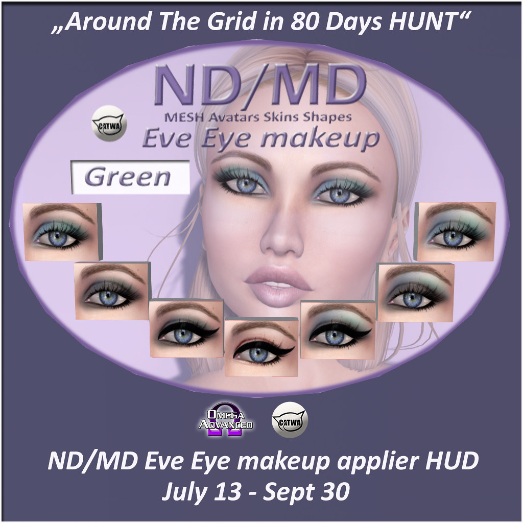 Hunt item from ND/MD - SecondLifeHub.com