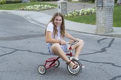 Teenage Tricycle