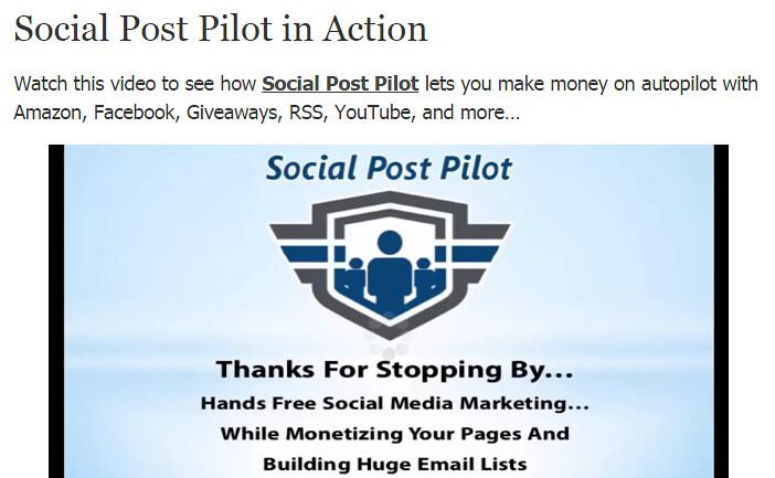 social post pilot social media promotion ideas