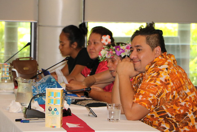 Pacific Dialogue on Financial Management of Climate Risks