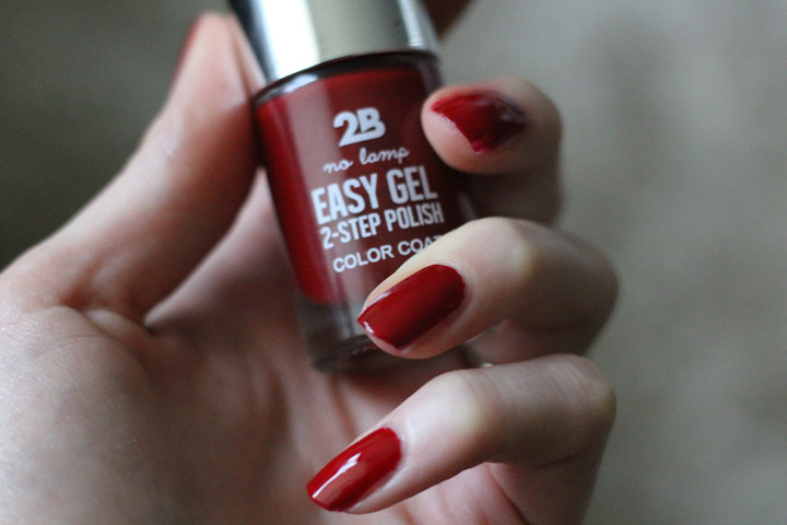 2B No Lamp Easy Gel