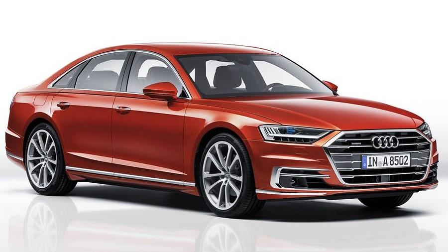 Audi A8 2017 2954