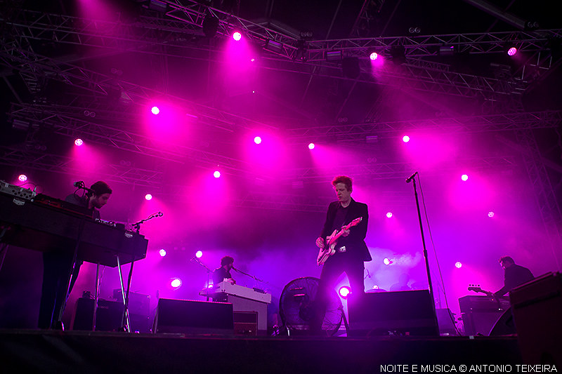Spoon - NOS Alive '17