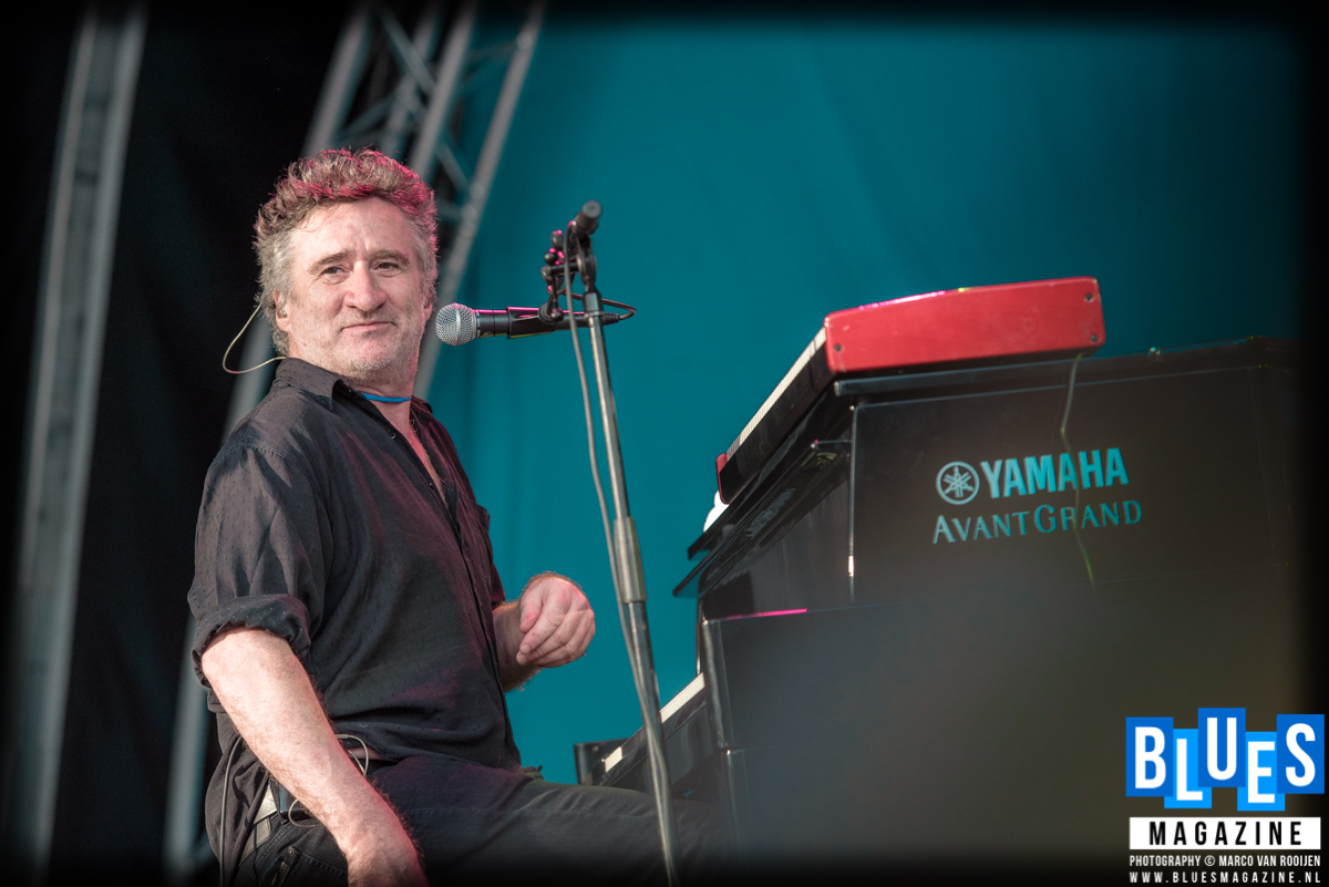 Jon Cleary @ North Sea Jazz 2017