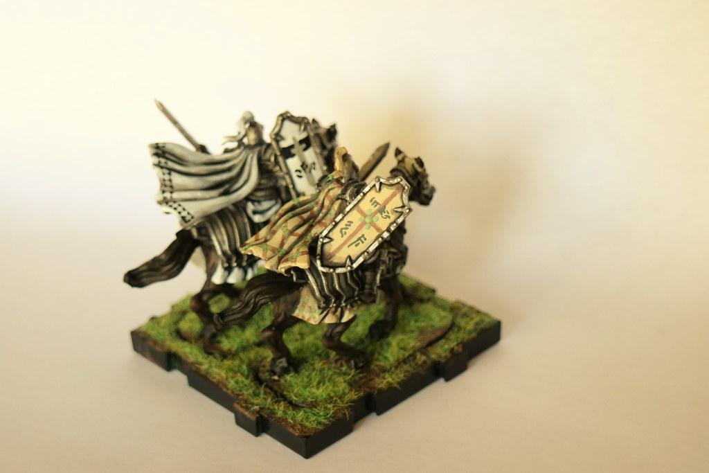 Runewars Miniatures Daqan Knights Back 4