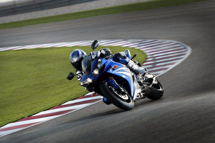 Yamaha YZF-R1 1000 2007 - 4
