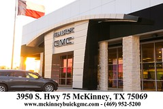 McKinney Buick GMC Customer Review