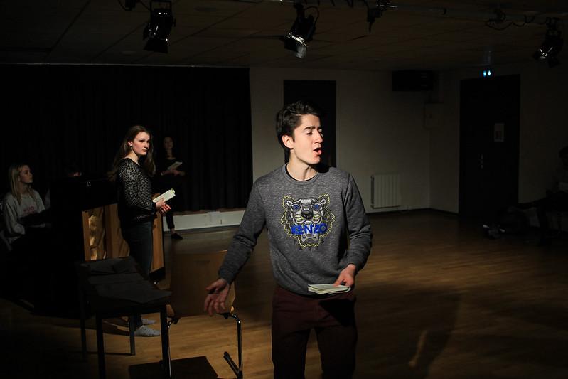 Atelier Théâtre - Les Suppliants - 6