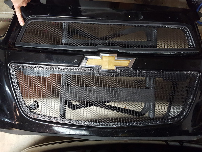 Full replacement mustacheless grill - Page 42 - Chevy Sonic Owners Forum