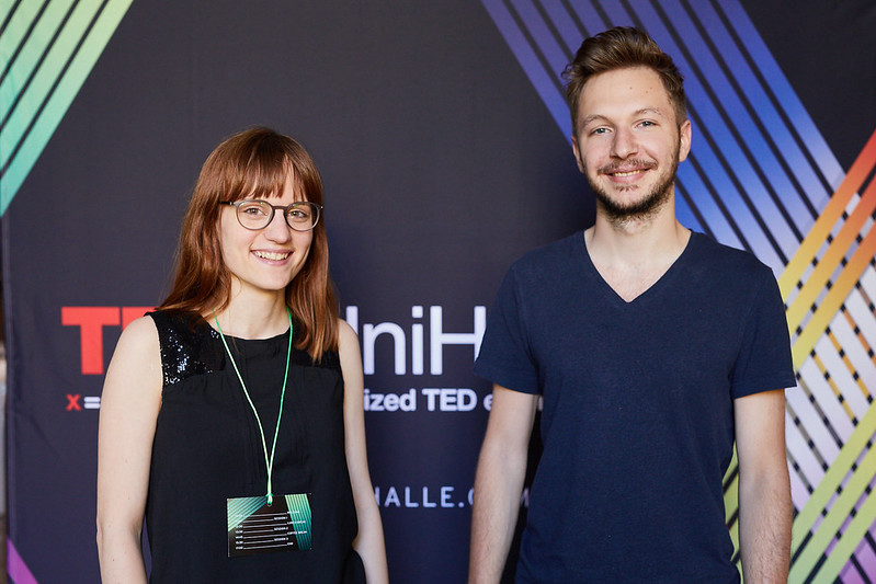 Attendees of TEDxUniHalle