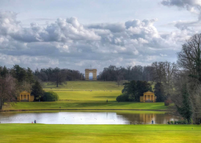 Stowe Gardens. Credit Baz Richardson, flickr