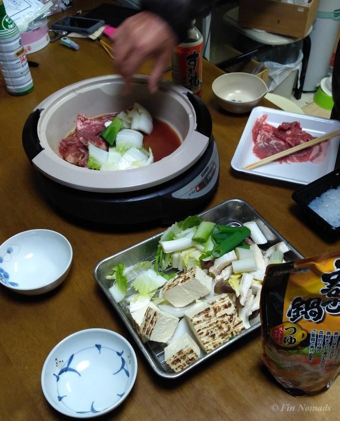 hot pot japan