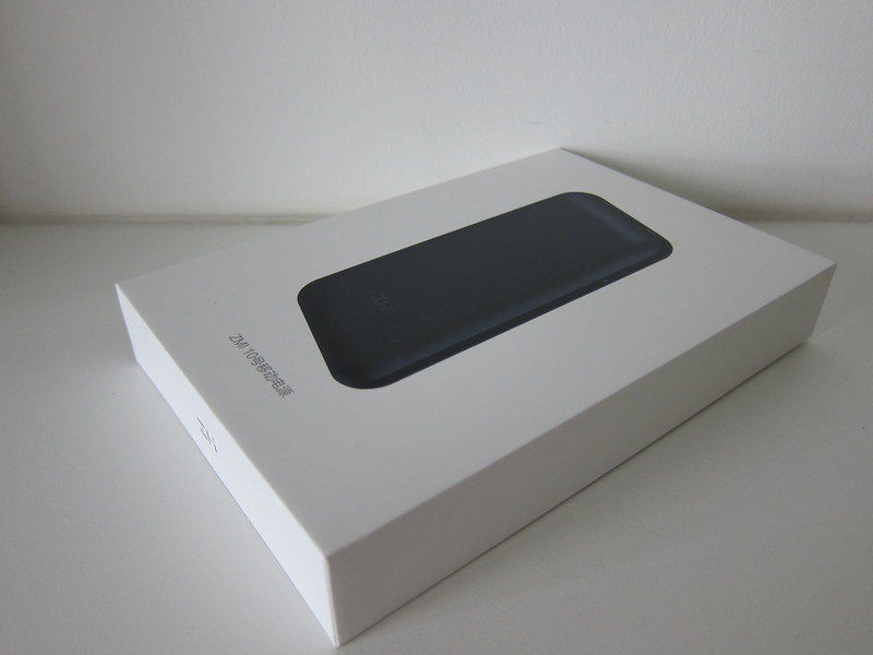 Xiaomi ZMI QB820 20,000mAh Power Bank - Box