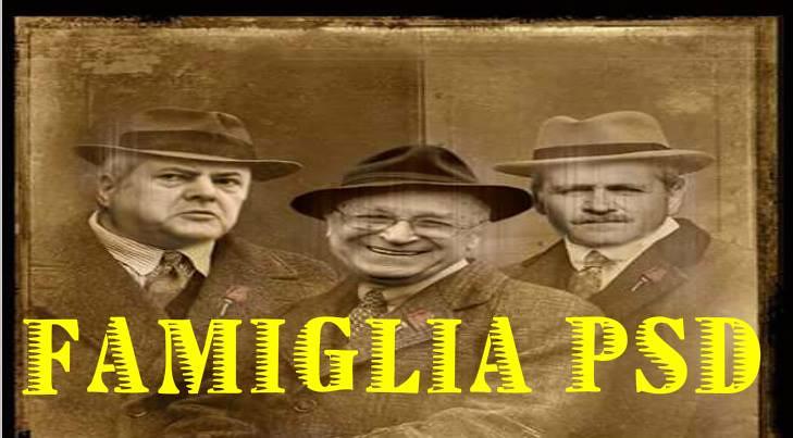 A arunca vina pe un dusman imaginar (Soros), metoda specific bolsevica aplicata de mafiotul Dragnea in Romania