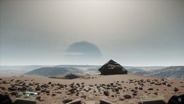 Star Citizen - Planet Backdrop