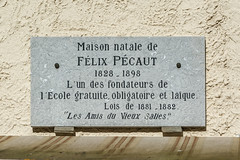 Photo of Stone plaque number 43408