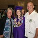 Graduate and her grandparents by BarryFackler