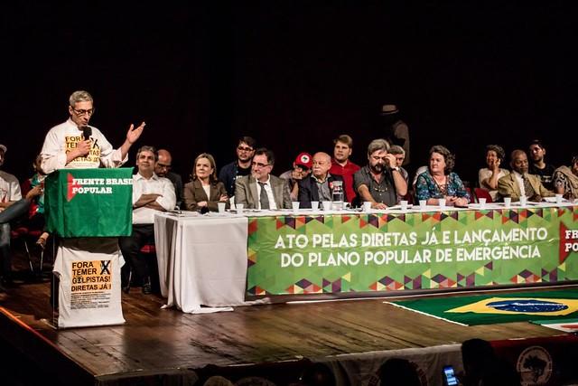 Quatro propostas para implantar o Plano Popular de Emergência e tirar Brasil da crise