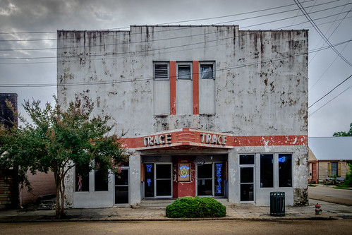The Trace Theater - Port Gibson, MS.