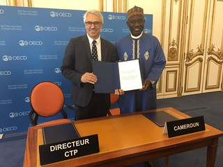 Cameroon becomes the 70th jurisdiction to join the multilateral BEPS Convention