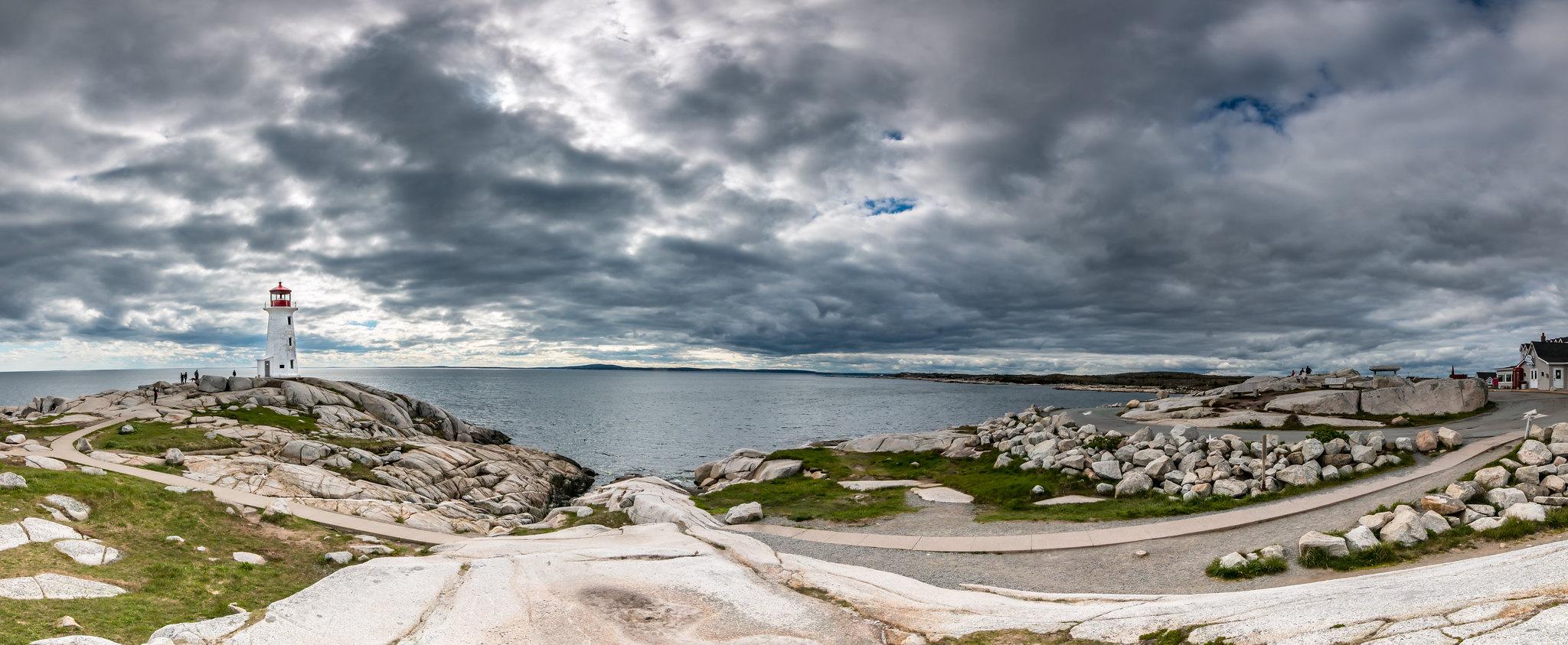 Peggy's Cove - Nouvelle Écosse - [Canada]