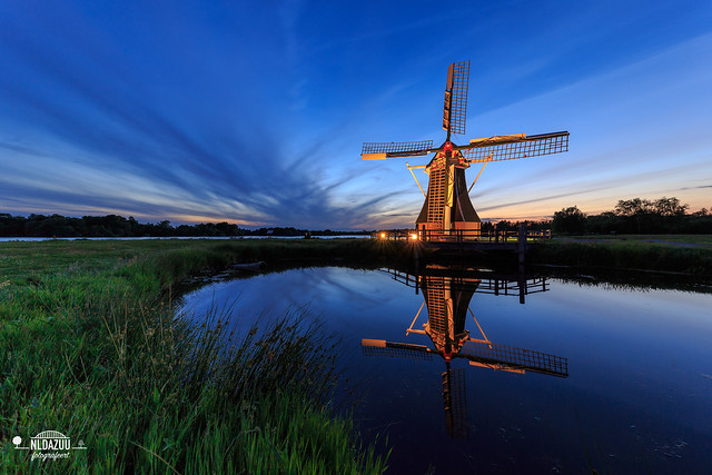 The Otherside | Molen de Helper @Paterswoldsmeer