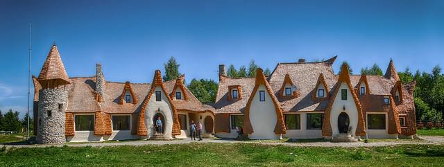 walk with me through Romania (11) — Clay Castle