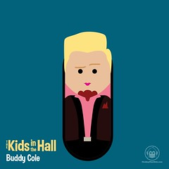 The Kids in the Hall: Buddy Cole